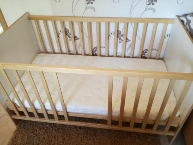 Bild 2: Kinder-/ Babybett