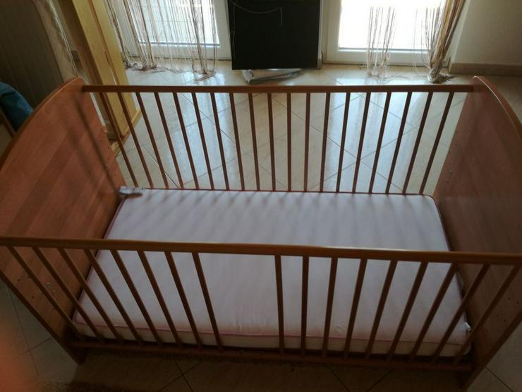Gitterbett Baby/ Kinderbett