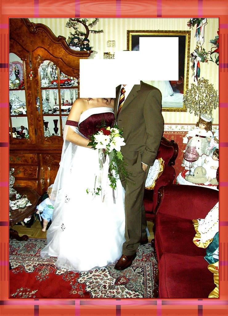 Bild 2: Verlobungskleid zu verkaufen