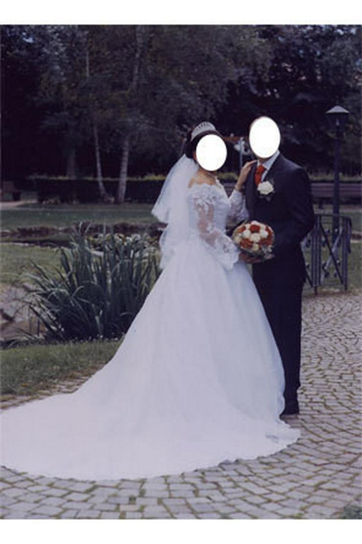 Hochzeitskleid Gr. 34