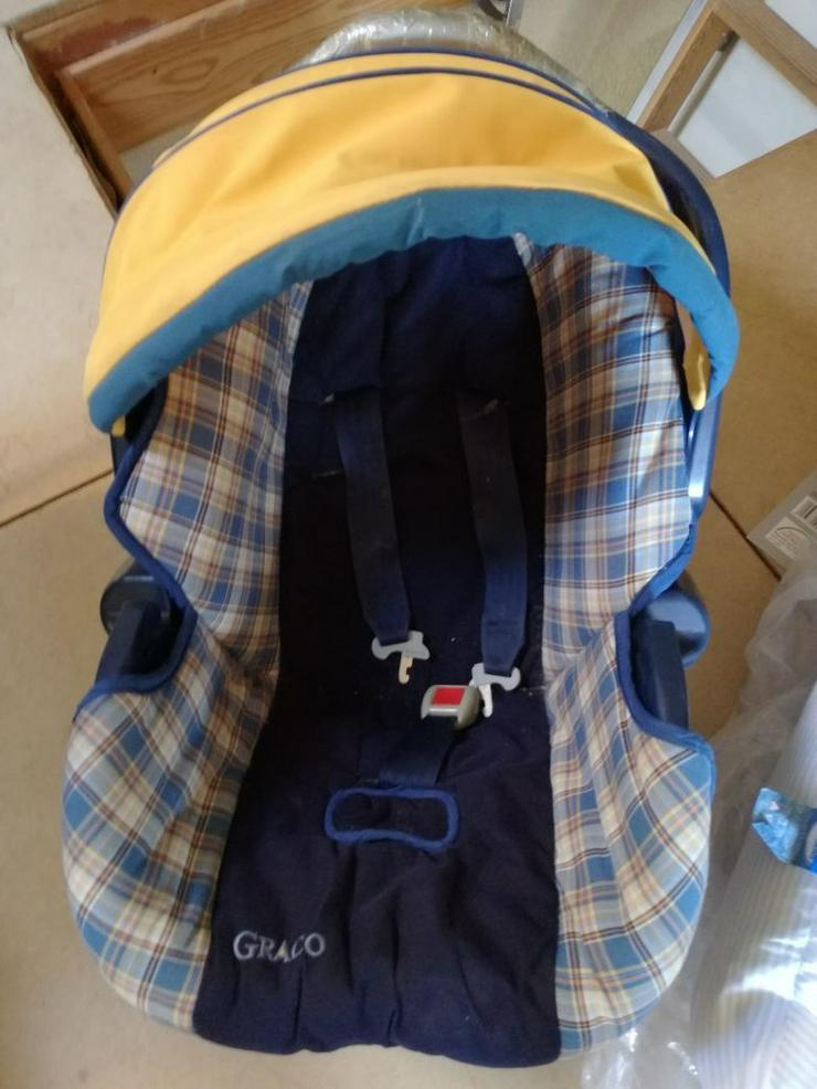 Babytragschale Maxi Cosi