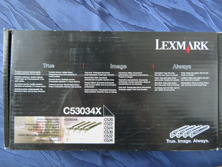 Lexmark C53034X in OVP