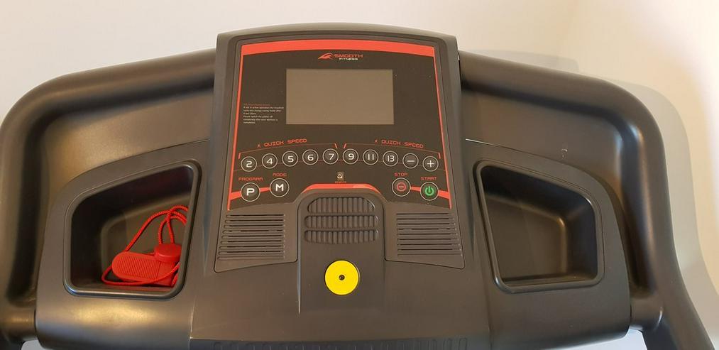 Bild 3: Laufband Smooth Fitness 4.35e (wie neu)