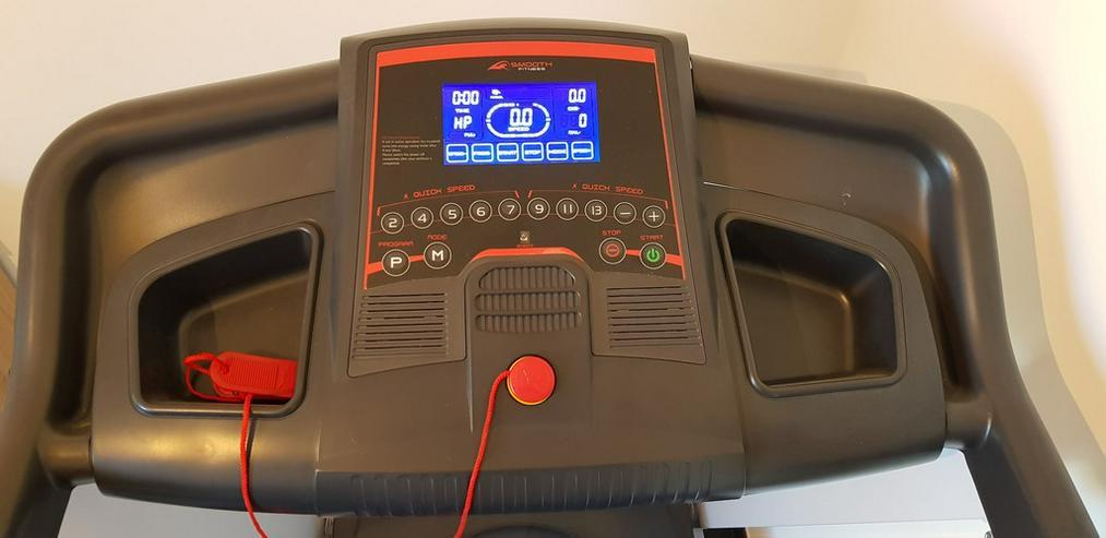 Bild 4: Laufband Smooth Fitness 4.35e (wie neu)