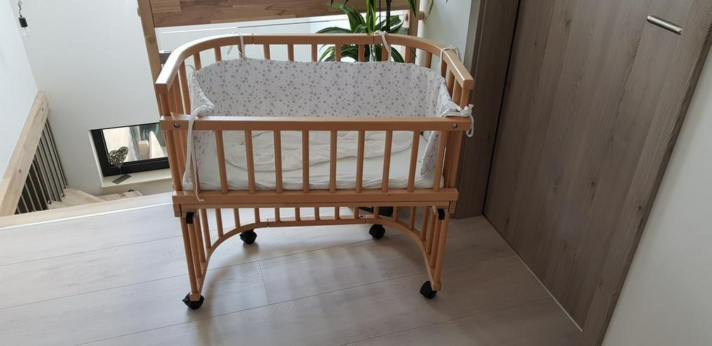 Baby Bay Beistellbett neuwertig - Stubenwagen & Wiegen - Bild 1