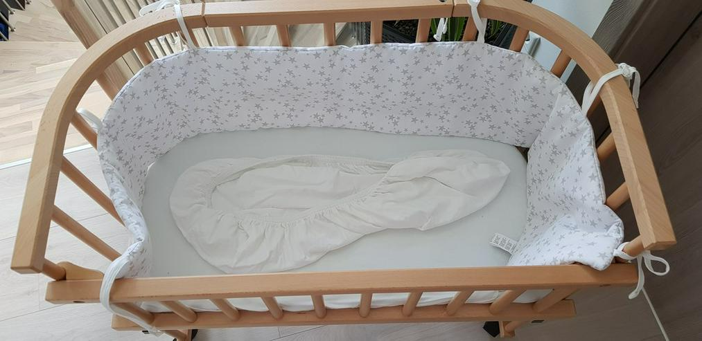 Bild 3: Baby Bay Beistellbett neuwertig