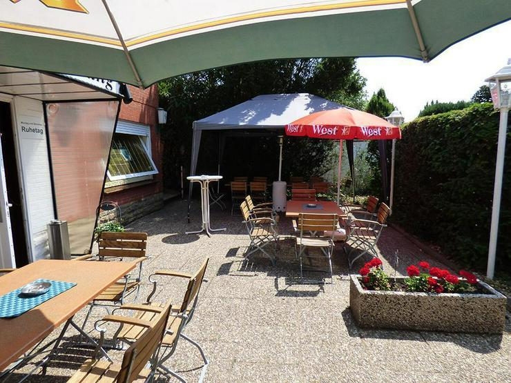 Bild 6: Gaststätte (ca. 222 m²) mit Bungalow (ca. 130 m²)!