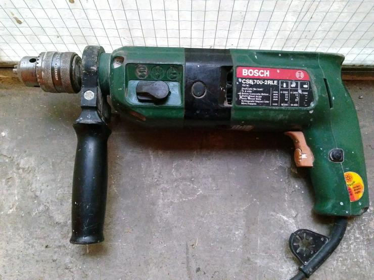 Bosch Bohrhammer 700 Watt
