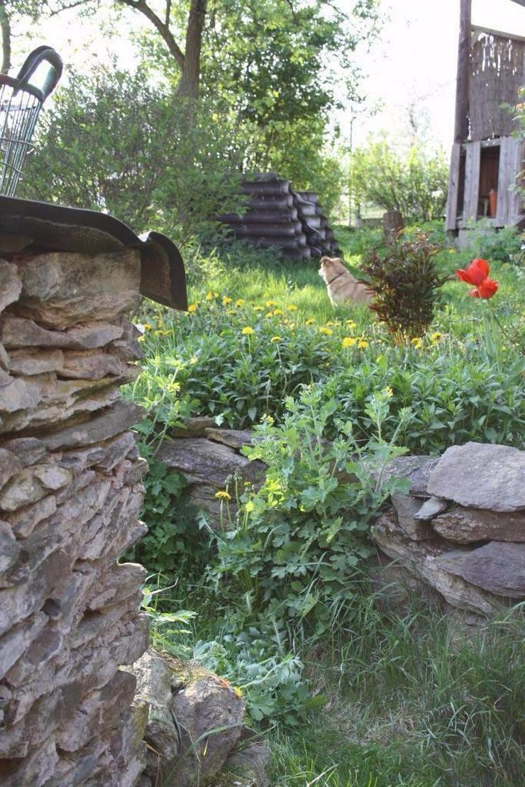 Bild 3: Kleines Haus mit viel Ausbaupotenzial