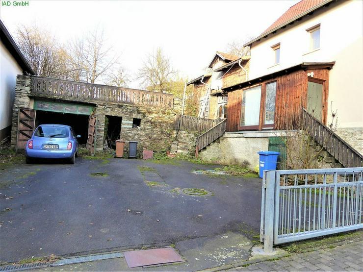 Bild 6: Kleines Haus mit viel Ausbaupotenzial