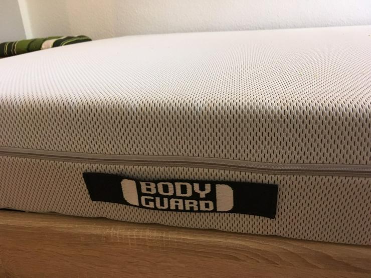bodyguard matratze 1 40m x 2 00m von in chemnitz helbersdorf auf. Black Bedroom Furniture Sets. Home Design Ideas