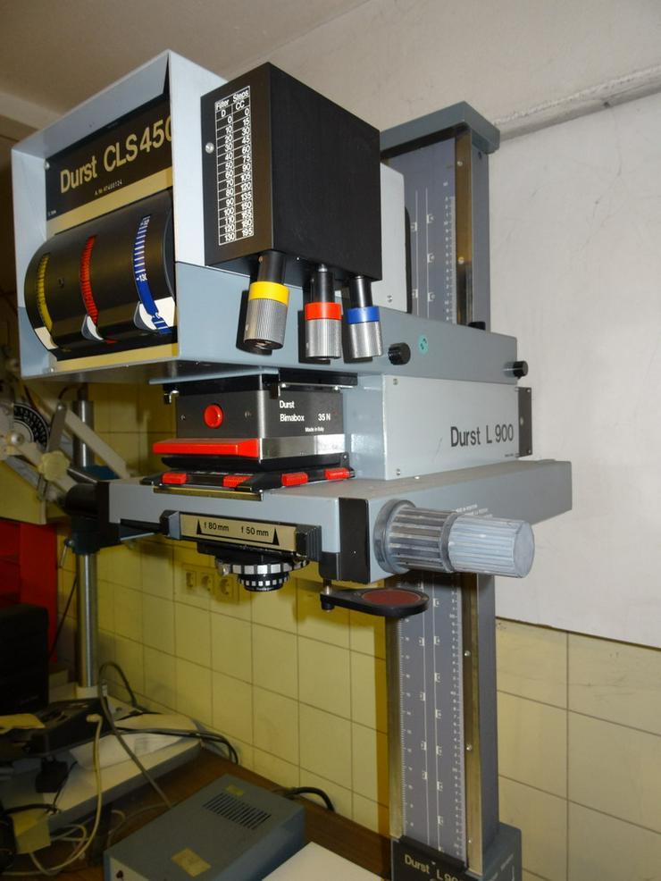 Bild 3: Durst Vergrösserer CSL 450 / L900 / TRA450