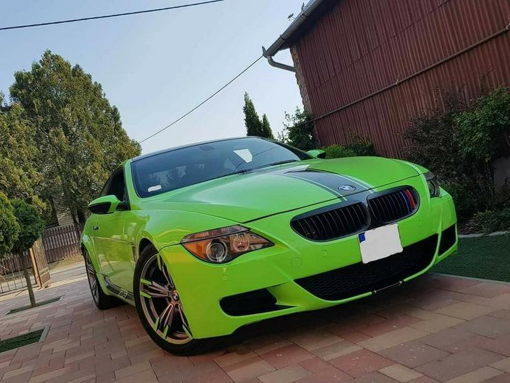 BMW M6!!!