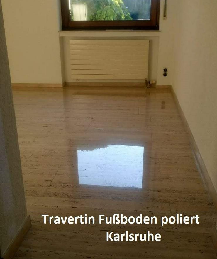 Terrazzo, Marmor Fußboden schleifen...