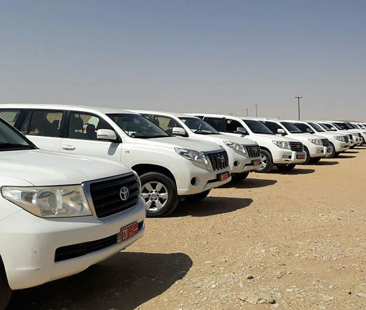 Bild 2: Saisonale/ Permanente Stellen in Oman