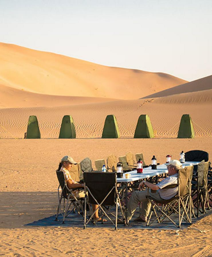 Bild 3: Saisonale/ Permanente Stellen in Oman