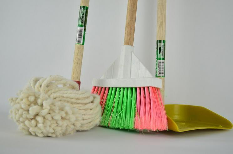 Private Reinigungskraft gesucht!