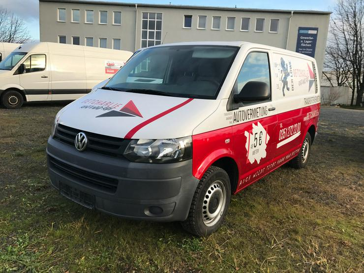 Bild 4: GETCHARLIE Transporter Mieten in Dresden