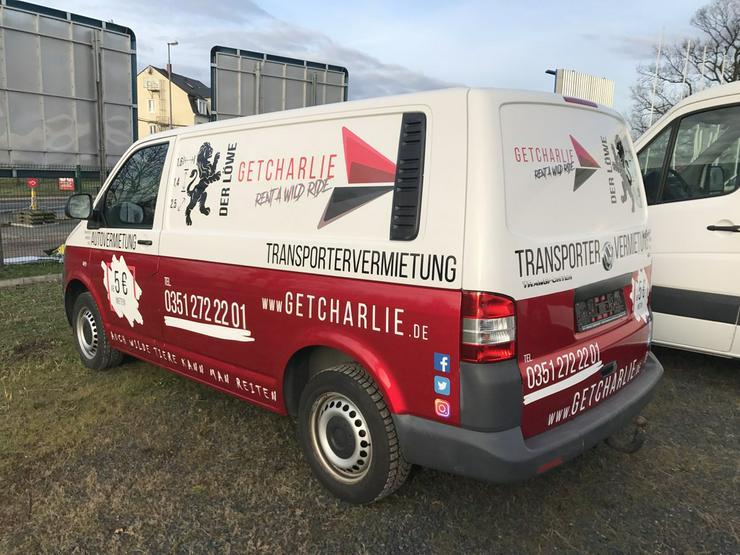 Bild 5: GETCHARLIE Transporter Mieten in Dresden