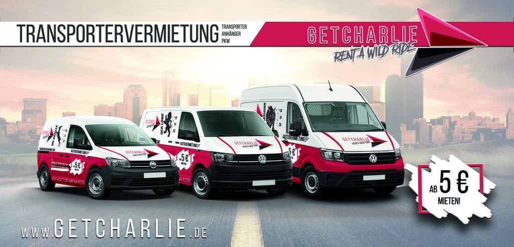 Bild 9: GETCHARLIE Transporter Mieten in Dresden