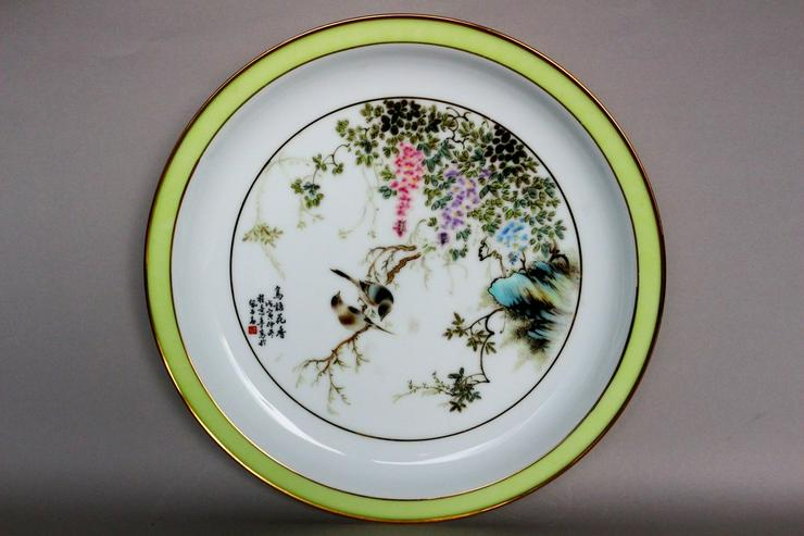 Großer Jingdezhen Porzellan Teller-China