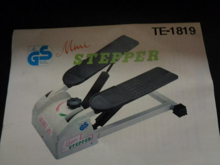 Bild 9: Mini Stepper ohne Computer OVP