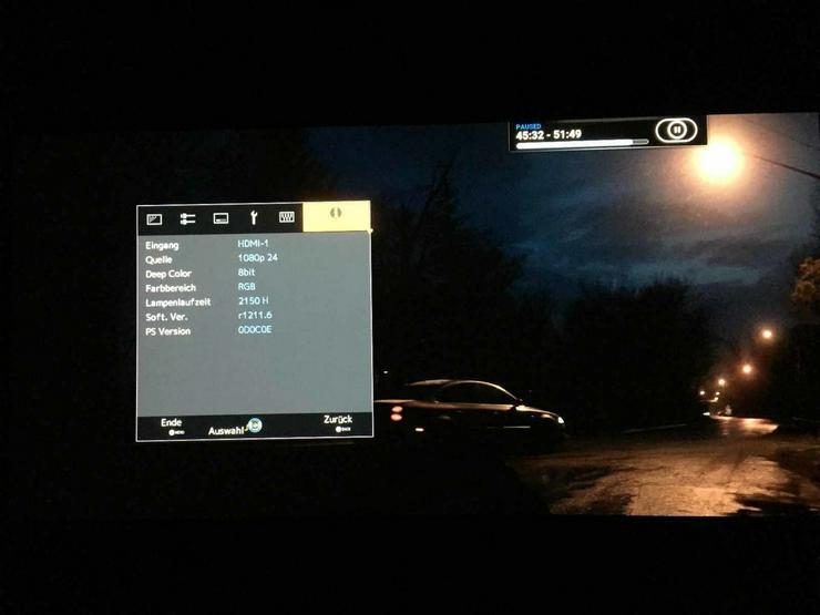 Bild 5: JVC DLA-RS57 (X700) 4K,garantie 2 Jahre