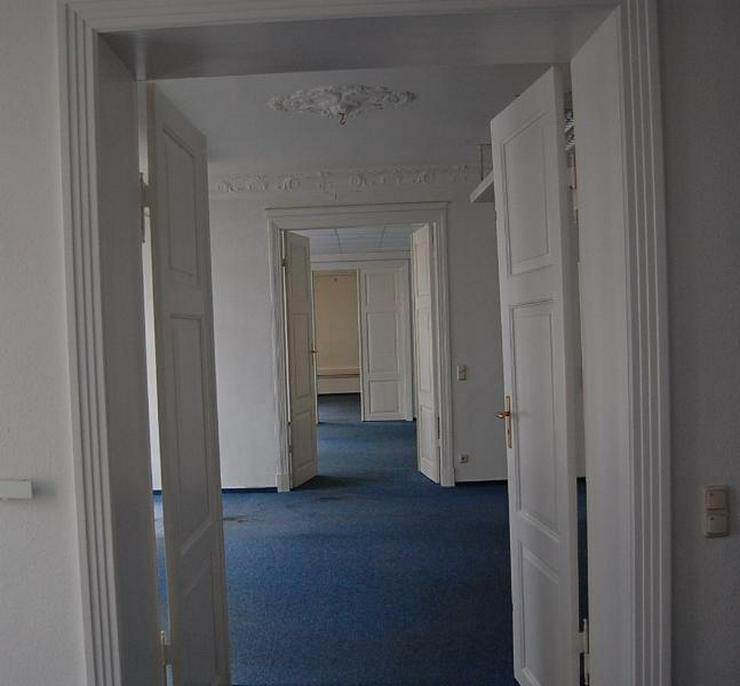 Repräsentative Büro-/Praxisräume ca. 243 m² -Lübsche Str. 21- Wismar-Altstadt-Zentrum - Gewerbeimmobilie mieten - Bild 1