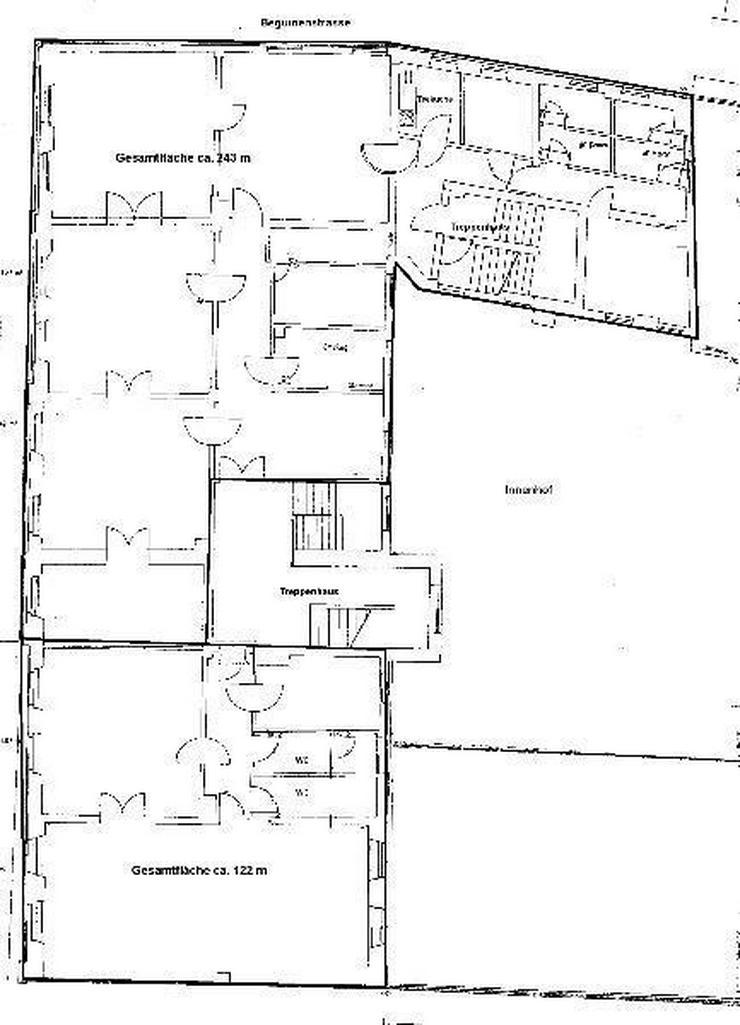 Bild 6: Repräsentative Büro-/Praxisräume ca. 243 m² -Lübsche Str. 21- Wismar-Altstadt-Zentrum