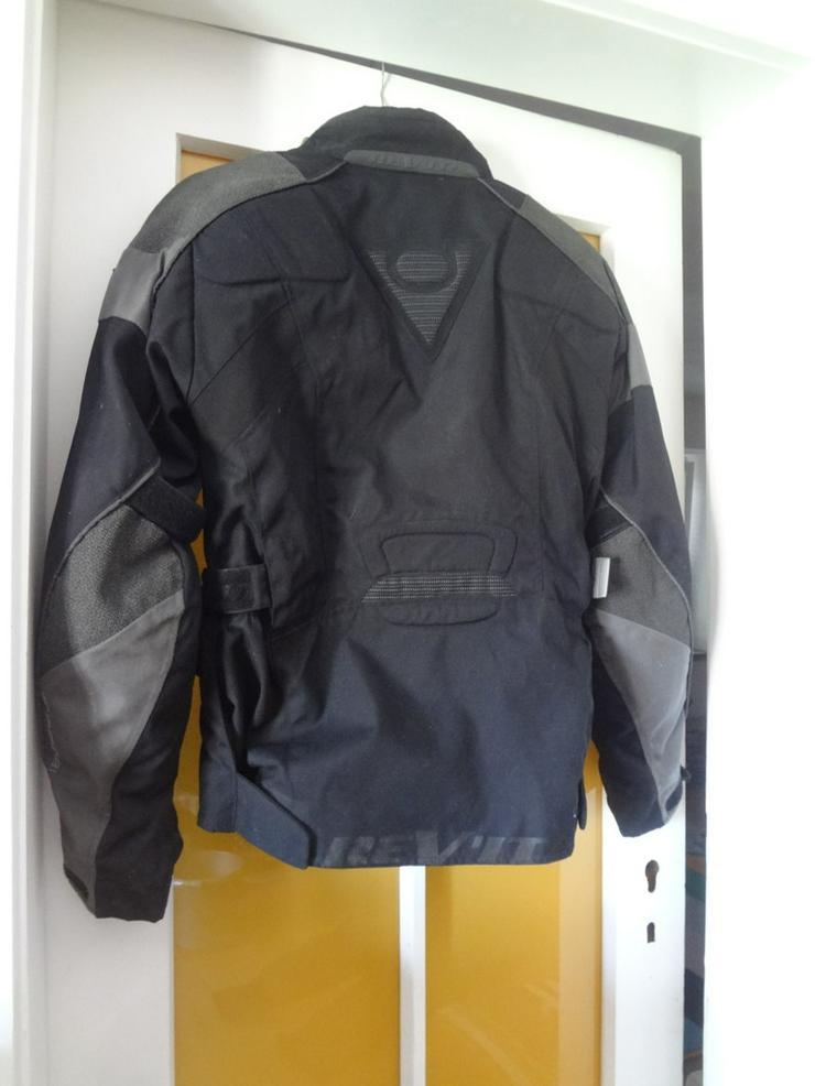 Motorradjacke-und Hose Damen Gr. 42/L