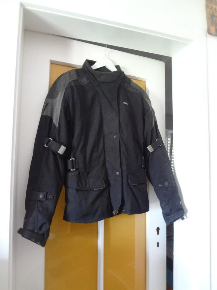 Bild 2: Motorradjacke-und Hose Damen Gr. 42/L