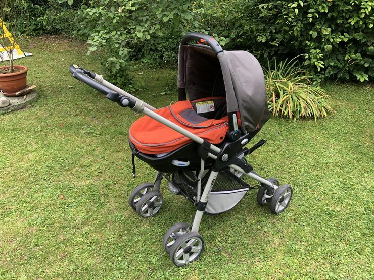 Kinderwagen Jane Carrera Pro