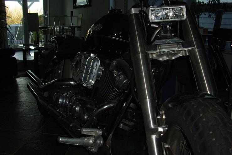 +++ Thunderbike Drag Star Umbau +++