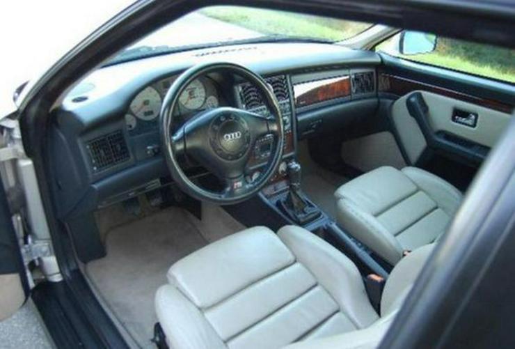 Bild 5: Audi S2  Quattro