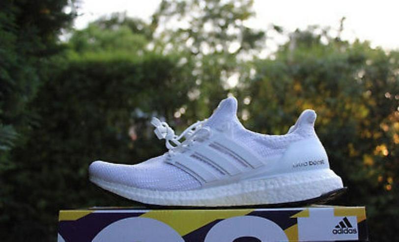 Adidas Ultra boost 4.0 weiß white neu gr. 44