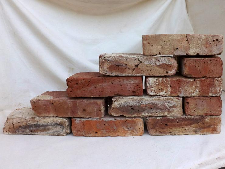 Antikziegel alte Mauersteine rustikale Ziegel - Fliesen & Stein - Bild 1