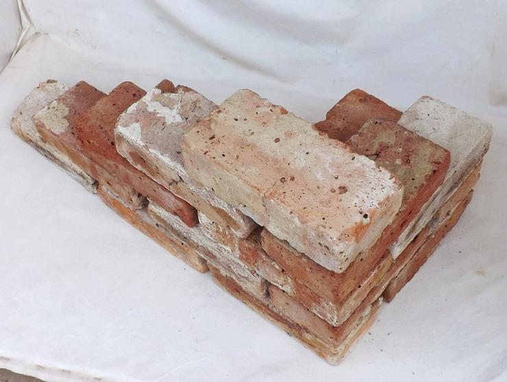Bild 4: Antikziegel alte Mauersteine rustikale Ziegel