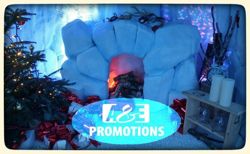 weihnachtsdeko verleih weihnachtsmann emsland - Party, Events & Messen - Bild 1