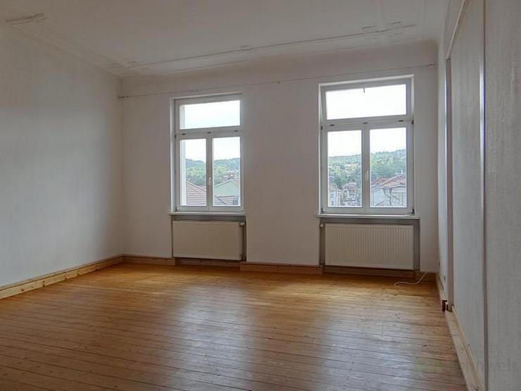 (12403_04) MGN: große helle 4-Raum-Wohnung mit Stuckdecken in der City, bezugsfertig reno... - Bild 1