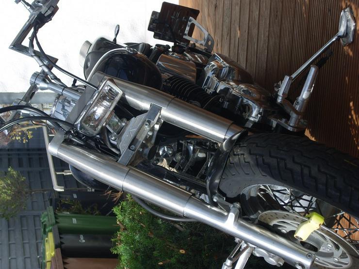Bild 7: +++ Thunderbike Drag Star Umbau +++