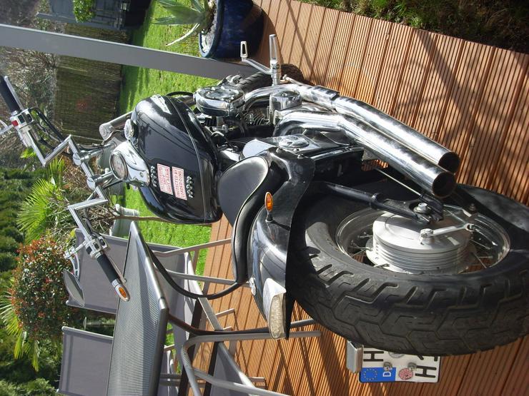 Bild 6: +++ Thunderbike Drag Star Umbau +++