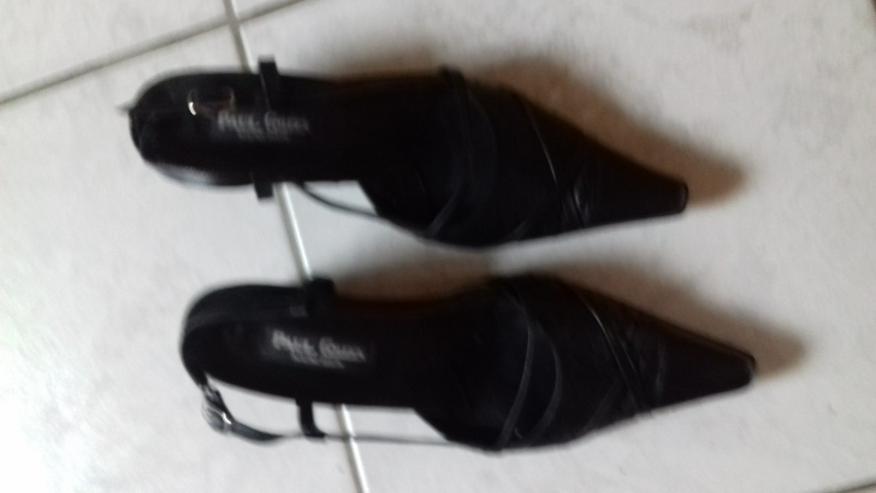 Bild 4: Abendmoden, Schuhe