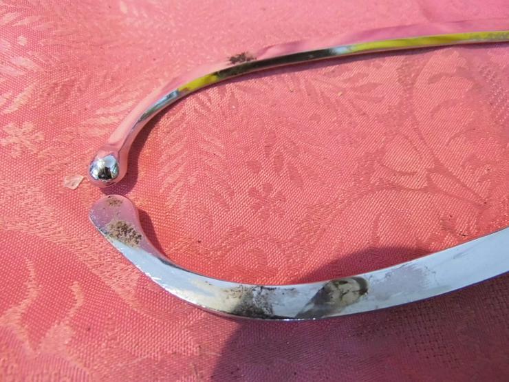 Bild 3: Gynäkologisches Instrument zum Messen des Kopf