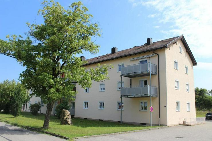 Ruhig gelegene 4-Zimmer-Wohnung im Grünen