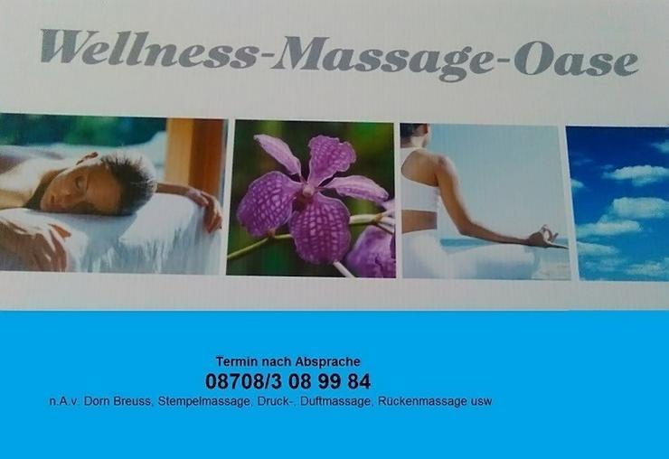 Wellness-Massage-Oase Postau
