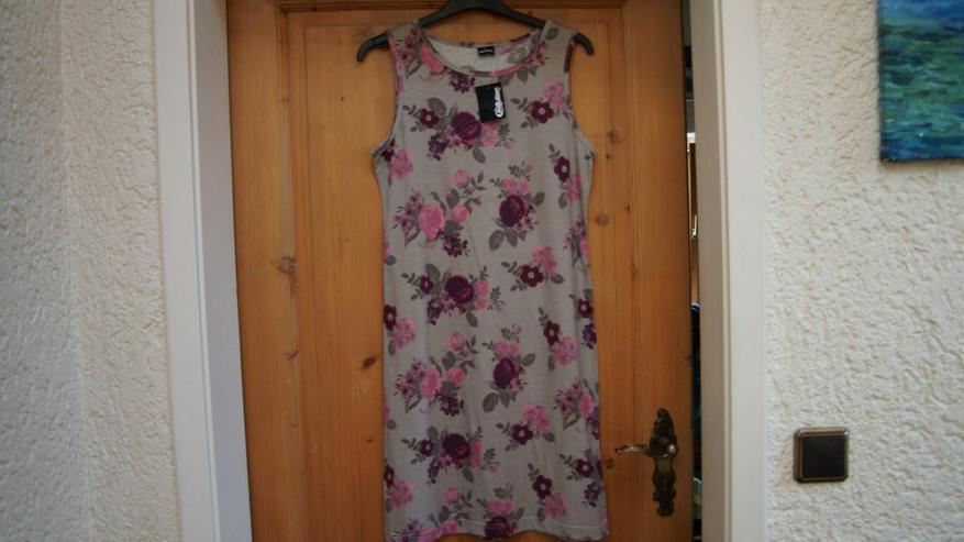 Jerseykleid, Gr. 36, khaki, NEU, Chillytime