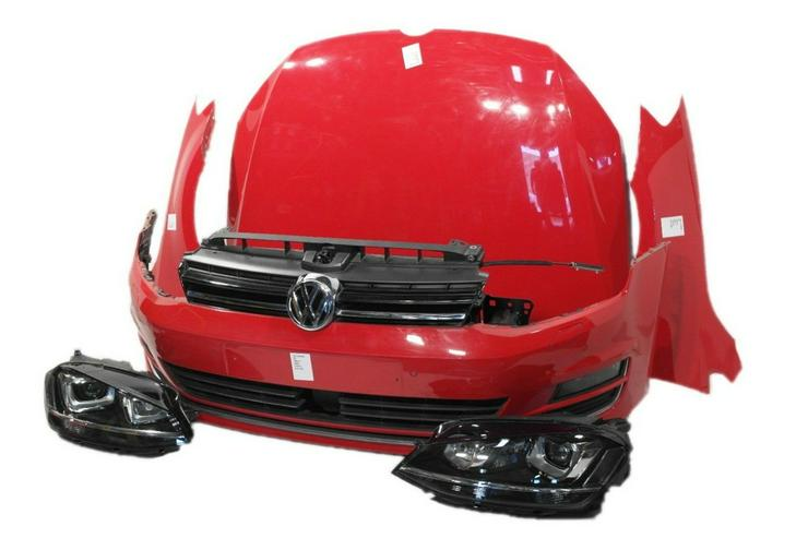 VW GOLF VII KOMPLET FRONTPACKET LY3D XENON