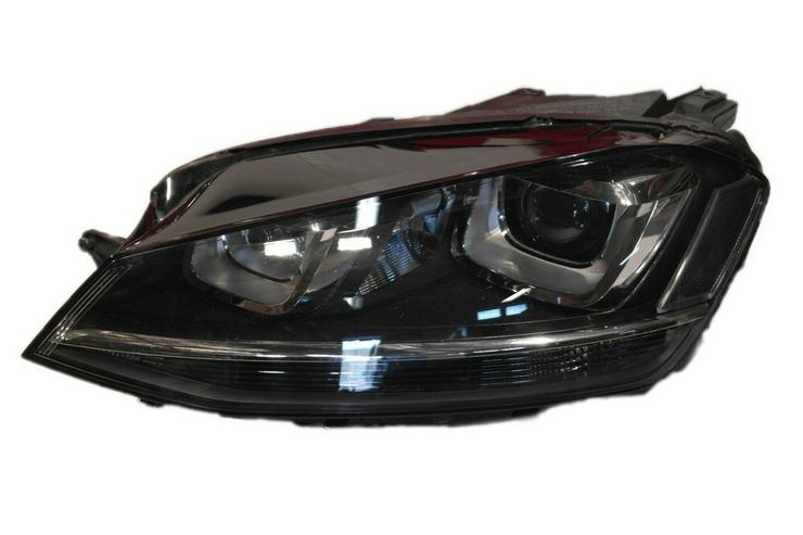 Bild 2: VW GOLF VII KOMPLET FRONTPACKET LY3D XENON