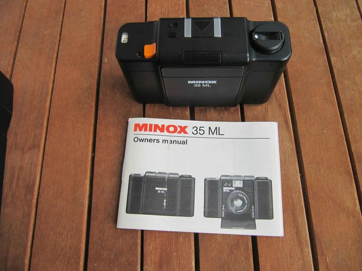 Minox 35 ML zu verkaufen