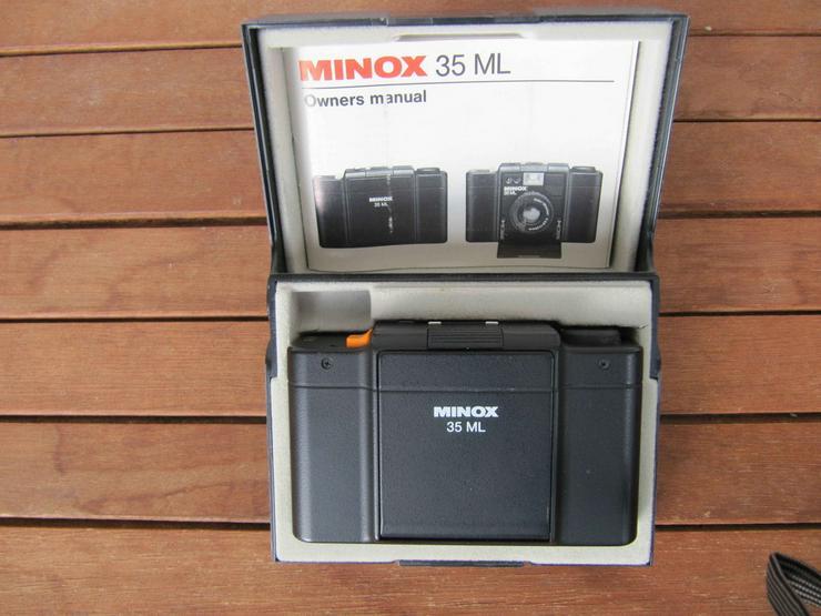 Bild 3: Minox 35 ML zu verkaufen